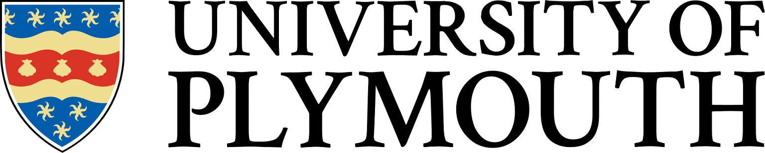 The University of Plymouth logo